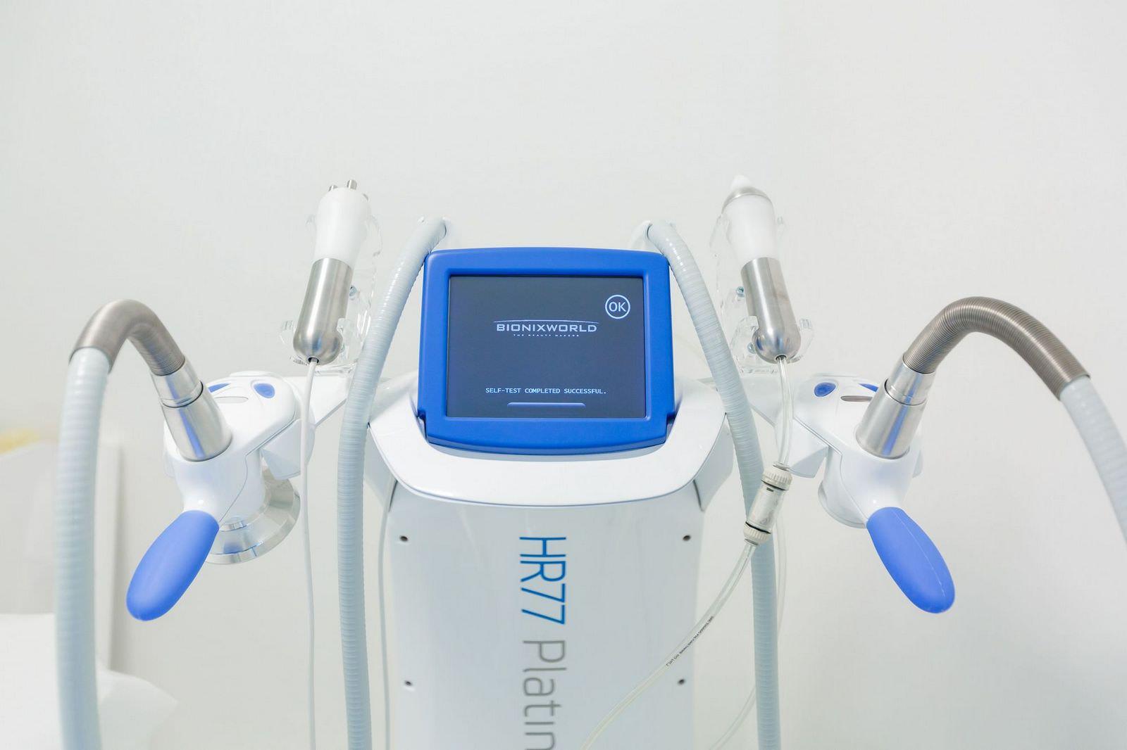 Уникальный аппарат EXIMIA HR77. Лазеропорация и Радиолифтинг